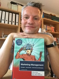 15th edition of 'Marketing Management' by Kotler, Keller and Opresnik now available