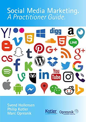 book cover social media marketing