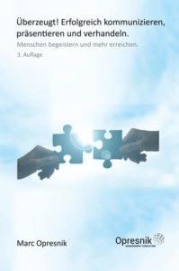 book cover ueberzeugt erfolgreich kommunizieren praesentieren und verhandeln