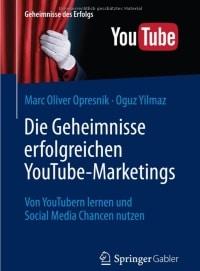 cover die geheimnisse erfolgreichen online marketings mit youtube