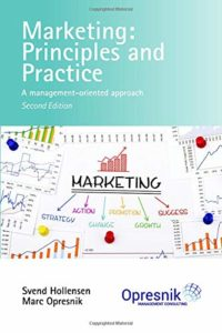 marketing priciples and practice