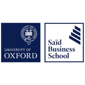 Saïd Business School University of Oxford