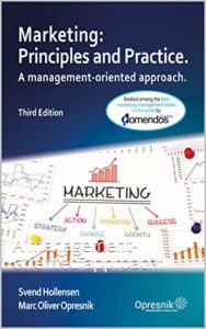 Marketing: Principles and Practice: A management-oriented approach (Opresnik Management Guides Book 18)