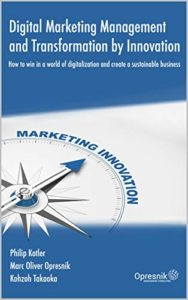 digital marketing management transformation
