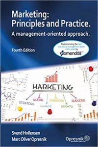 Marketing Principles and Practice A management oriented approach