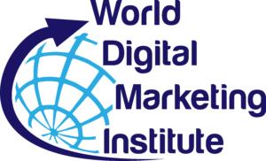 Logo World Digital Marketing Institute auf weiss