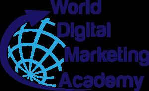 Logo World Digital Marketing Academy transparent
