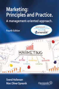 4th ed Marketing englisch Frontcover